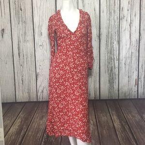 Reformation dress size0